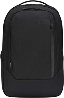 Targus Cypress Hero Backpack with EcoSmart Designed for Business Traveler and School fit up to 15.6-Inch Laptop/Notebook, Black (TBB586GL)