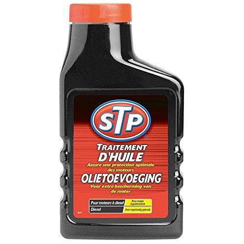 STP 1835007 ST61300B Traitement de l Huile Diesel 300ml, Red