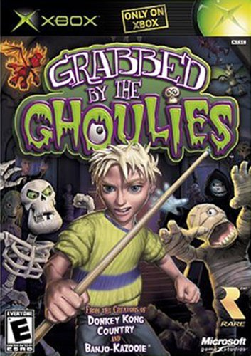 Grabbed by the Ghoulies (Xbox) [import anglais]