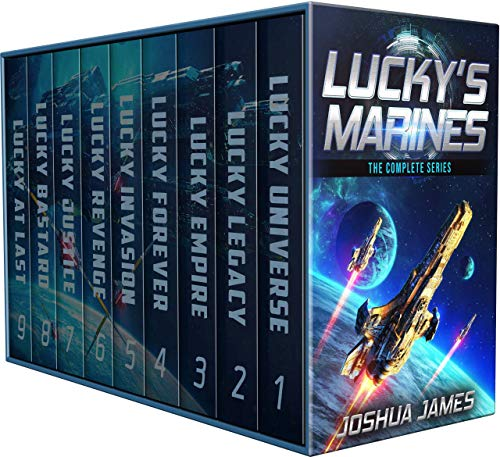 Featured Science Fiction: Lucky's Marines by Joshua James