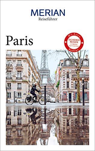 MERIAN Reiseführer Paris: Mit Extra-Karte zum Herausnehmen