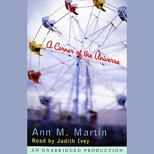A Corner of the Universe audiobook cover art