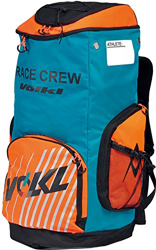 Völkl Marker Dalbello Völklski GmbH 165504 - RACE BACKPACK TEAM PETROL/ORANGE 0 - -