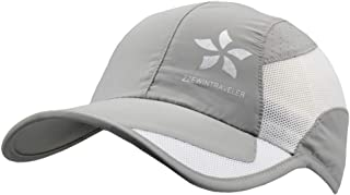 Quick Dry Sports Cap Lightweight Breathable Baseball Cap Sun Hat