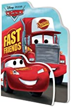 Fast Friends (Disney/Pixar Cars) (Big and Little Board Book)