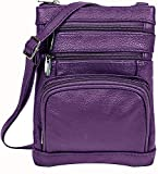 Leather Women's Crossbody Handbags