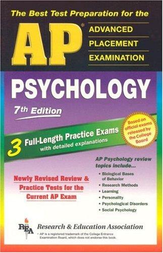Advanced Placement Examination: AP Psychology