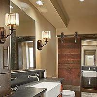 ZMD ウォールランプリビングルームクリスタルランプシンプルな雰囲気通路壁寝室ベッドサイドランプテレビ背景ウォールランプ