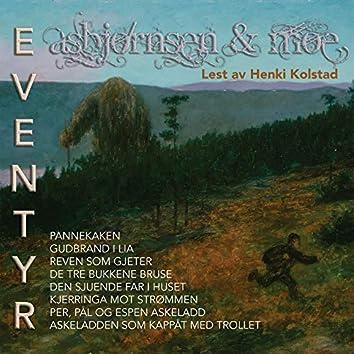 Asbjørnsen & Moe eventyr 2