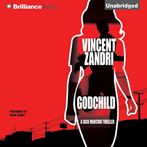 Godchild audiobook cover art