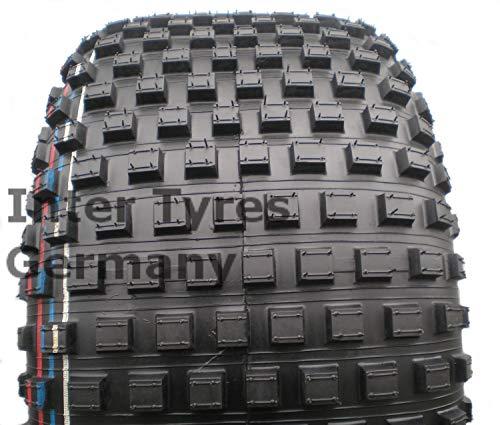 22x11-8 P323 22x11.00-8 HAKUBA ATV Quad Geländereifen NEU Reifen