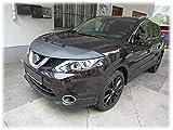 AB-00326 PROTECTOR DEL CAPO compatible con Nissan Qashqai 2013-2017 Bonnet Bra TUNING