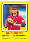 new hampshire fisher cats - 2018 Topps Heritage Minor League Baseball 1969 Collector Cards/Transogram #69CC-BB Bo Bichette New Hampshire Fisher Cats Official MILB Trading Card