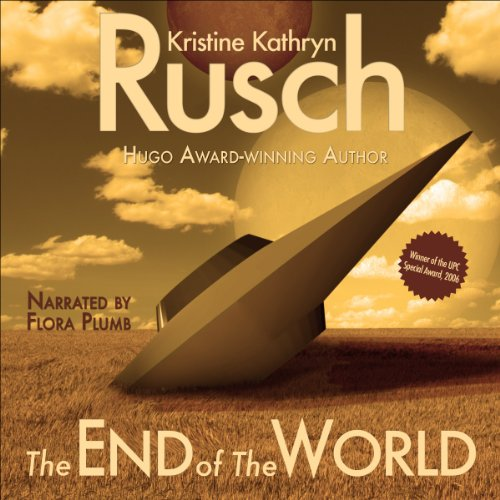The End of the World audiobook cover art