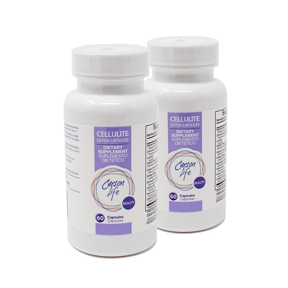 CARSON Cellulite Detox Prevent Eliminate