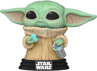 Funko Pop! Star Wars: Mandalorian- The Child w/ Cookie, Action Figure - 54531