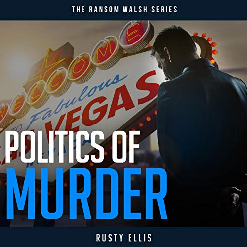 Politics of Murder audiobook cover art