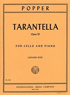 Best popper tarantella op 33 Reviews