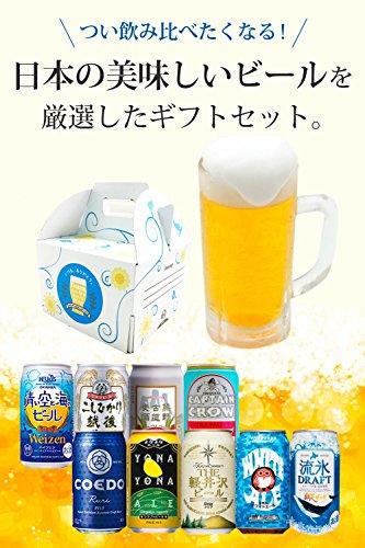 日本全国クラフトビール飲み比べセット9本