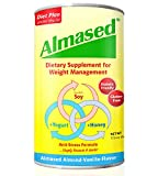 Almased Meal Replacement shakes  Gluten-Free, non-GMO Weight management Powder  Boost High Protein, Vanilla Flavor, 17.6 oz (1 Pack)