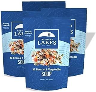 32 bean soup