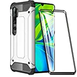 FANFO® Case for Xiaomi Mi Note 10 [Heavy Duty] Armor,