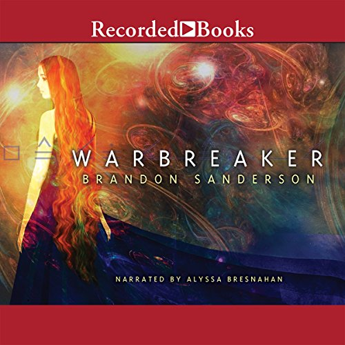 Warbreaker                   By:                                                                                                                                 Brandon Sanderson                               Narrated by:                                                                                                                                 Alyssa Bresnahan                      Length: 24 hrs and 56 mins     13,390 ratings     Overall 4.7