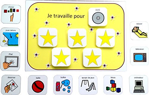 Autism Supplies And Developments- Produit de Communication visuelle pour l'Autisme, 5RE_FR