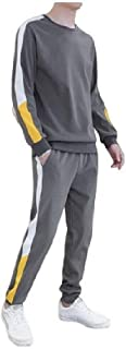 طقم ملابس رياضية من قطعتين من DressU للرجال