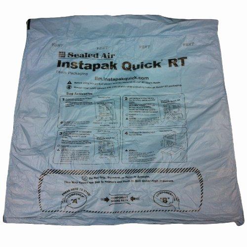 EcoBox 18 x 24 Inches #60 Instapak Quick Room Temperature Bags, 30 Bags (V-11233)