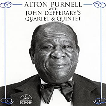 Alton Purnell with John Defferary's Quartet & Quintet
