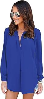 Amazones Blusas De Mujer Elegantes Isshe Deportes Y