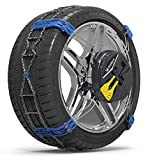 MICHELIN 008494 Catene da Neve Frontali, N ° 140, Set di 2