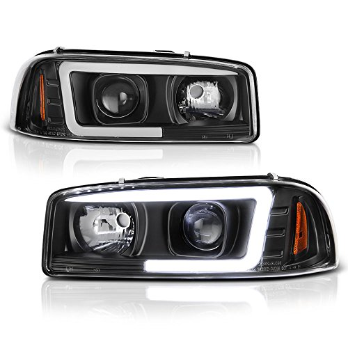 07 gmc sierra classic headlights - 8