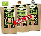 ✅ SHIKA DETOX TEA ✅…, 3 X100G 28 Kur Tee✅… , Abnehemen Tee✅… , , Gewichtsabnahme Reinigungskur Diät tee , Detox für den Alltag Sport Bauchweg Fittee