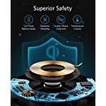 Anker Wireless Charger, PowerWave Pad Qi-Certified 10W Max for iPhone SE (2020), 11, 11 Pro, 11 Pro Max, Xs Max, XR, XS, X, 8, 8 Plus, AirPods, Galaxy S20 S10 S9 S8, Note 10 9 8 (No AC Adapter) 13 The Anker Advantage: Enjoyed by over 50 million users worldwide, our leading technology will change the way you charge. Complete Charging Convenience: Instantly charge your phone or earbuds simply by placing them in the center of PowerWave Pad. Never fuss around with plugging and unplugging cables again, just set down and power up. Universal Compatibility: PowerWave Pad provides 10W output for Samsung Galaxy, 7.5W for iPhone, and 5W for other phones or wireless earbuds (including AirPods).