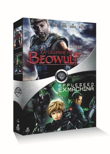 La Légende de Beowulf + Appleseed Ex Machina [Francia] [DVD]