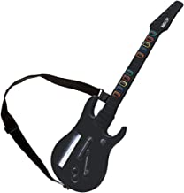 Sponsored Ad - Wireless Wii guitar hero for wii contoller compatible with guitar hero Wii and rock band 2 games (Excluding...