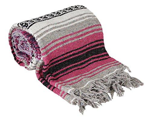 Roger Enterprises Authentic Mexican Falsa Blanket