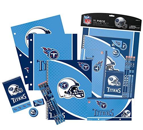 National Design NFL 11-Piece Stationery Set (11056-QUK) Photo #2