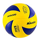 Mikasa MVA 300 Ballon de volley-ball Multicolore Taille 5