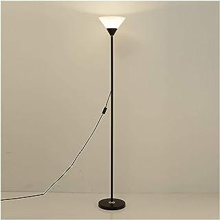 ZGP-LED Lampes de Sol Lampadaire LED avec Salon Bureau Lecture et Travail Bouton commutateur Salon Chambre Lampadaire Mini...