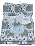 Baby Gear Elephant with Applique of Elephant