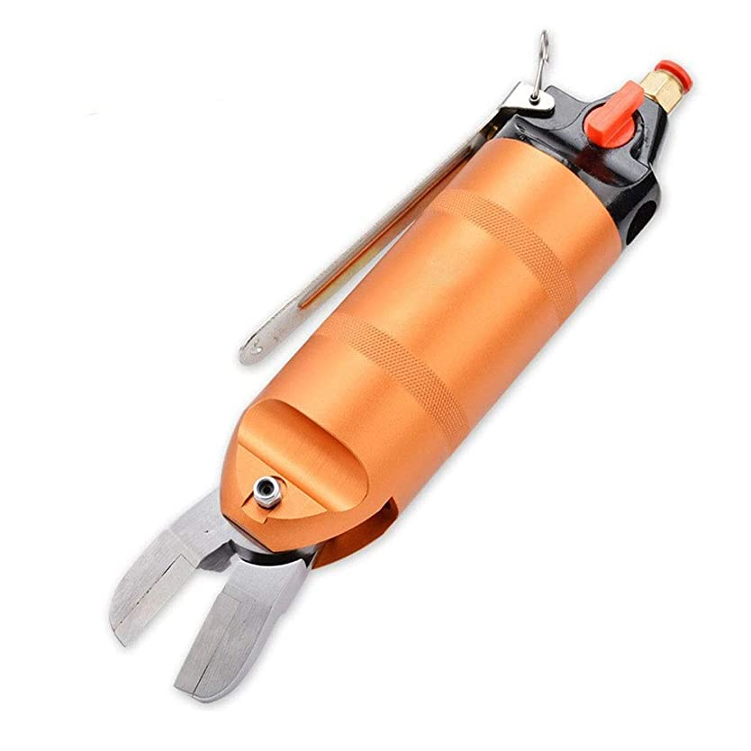 思い出なぜならモードリンエアツール ハンドツール 空気圧はさみ、6.5 / 10ミリメートルプラスチックガスせん断、溶接はさみハンドツール エア工具 ポータブル