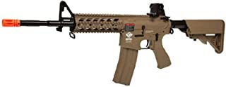 G&G CM16 Raider Long Barrel Airsoft (Tan)