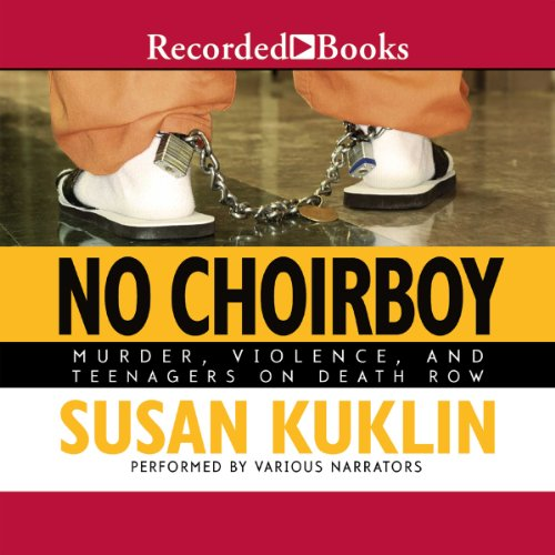 No Choirboy audiobook cover art