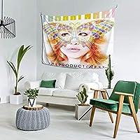 自然風景 mi Tamaki、たまきなみ (2) 多機能 タペストリー インテリア 壁掛け おしゃれ 室内装飾タペストリー カバー カーテン ウォールアート 布ポスター カーテン カスタマイズ可能