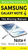 Galaxy Note 4: The Missing Manual (English Edition)