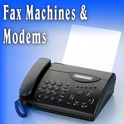 Fax Machines & Modems Sound Effects