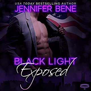 Black Light     Exposed: Black Light Series, Book 2              By:                                                                                                                                 Jennifer Bene                               Narrated by:                                                                                                                                 Kai Kennicott,                                                                                        Wen Ross                      Length: 7 hrs and 6 mins     12 ratings     Overall 4.8